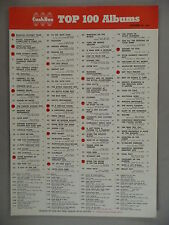 Cash Box Top 100 Albums MAGAZINE ARTICLE - 1967 The Beatles Magical Mystery Tour