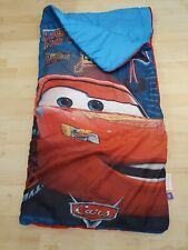 Cars Lightening McQueen Child Sleeping Bag