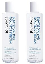 Original Jouviance Micelle Solution Gentle Cleanser Makeup Remover (6.8) - 2 New