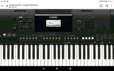 Yamaha Keyboard PSR EW410
