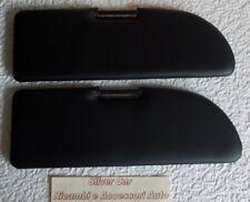 Coppia pantina parasole nera Fiat 500 F/L/R