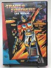 The Transformers: The Movie - RARE (DVD 1995) Canadian Exclusive Revenge of Fall