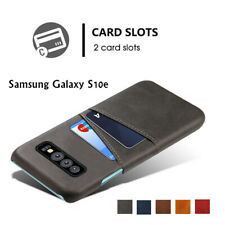 For Samsung Galaxy S20 Ultra PLus Note 10 Wallet Credit Card  Leather Case Cover