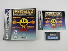 Pac-Man Collection Game Boy Advance Complete w/ Box Nintendo GBA CIB