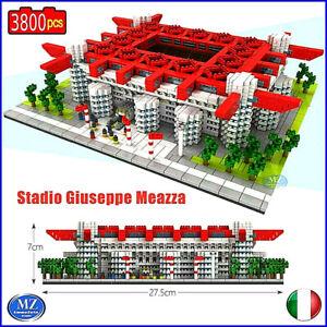 Stadio San Siro giuseppe meazza calcio football compatibile custom Inter Milan