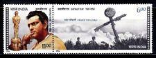 SELLOS TEMA CINE. INDIA 1994 1215/16  2v.