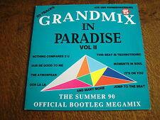 album 2 33 tours grandmix in paradise vol.2