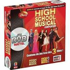 DVD HIGH SCHOOL MUSICAL - Compilation - DVD + Plateau de jeu
