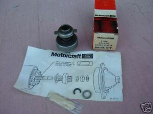 1962 63 64 ford falcon fairlane starter drive nos ford