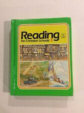 BJU Reading 5 Student Book HC Older Edition VGUC!!!