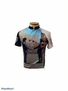 Primal Men's Pink Floyd Album Art Bike Cycling Jersey Size Large