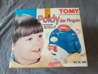 Tomy 1089 Poldy der Pinguin / Percy Penguin Neu & Ovp