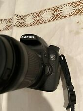 Canon EOS 70D 20.2MP Digital SLR Camera - Black (Kit w/ EF IS USM 70-300mm Lens)