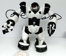 WowWee Robotics ROBOSAPIEN Toy Robot Remote Controlled Tested and Working 2004