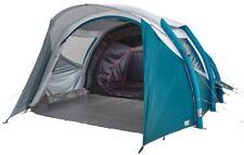 Quechua Air secondi 5.2 XL fresco e Nero Tenda da Campeggio Famiglia | 5 Uomo