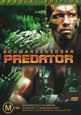 PREDATOR - BRAND NEW & SEALED R4 DVD (ARNOLD SCHWARZENEGGER, CARL WEATHERS)
