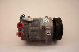 2011 Saab 9-5 AC Compressor VIN R 8th Digit Opt Lhu
