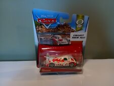 Disney Cars Series 3 Shu Todoroki Diecast Car World Grand Prix sg74