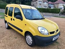 2005 Renault Kangoo 1.5 DCI Authentique MPV - MOT April - Cambelt Change At 85K