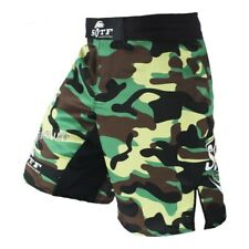 Men's boxing pants printing Mma Shorts Fight Grappling Short Polyester 5 colour