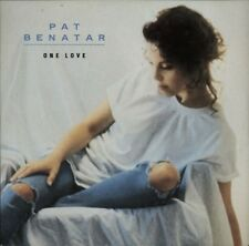 Pat Benatar One Love ,Wide Awake In Dreamland ,Sex As A Weapon (extended) Uk 12""