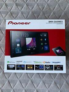 Pioneer DMH-2660NEX Digital Multimedia Receiver Apple Carplay Android Auto - NEW