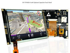 """5""""5.0 inch TFT LCD Display Module w/Capacitive Touch Panel,Pin Header,Tutorial"""