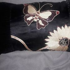 "Stein Mart Butterfly and Butter Cup Decorative Pillow 20"" x12"" was $60.00"