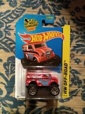 2014 HOT WHEELS Monster Dairy Delivery Col.#122/250 HW OFF-ROAD Super