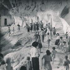 CUEVAS DE ALMANZORA c. 1950 - Maisons Enfants Espagne - Div 7098