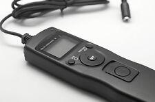 Zeitraffer Intervalometer Fernauslöser Auslöser für Nikon D800 D700 D300 D200