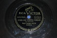 RALPH FLANAGAN Stars And Stripes Forever & Giannina Mia RCA Victor 20-3762 E