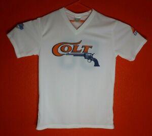 Houston Astros Colt 45's Corpus Christi Hooks SGA Jersey Size L