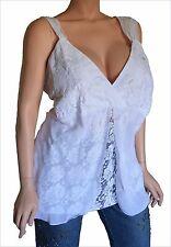 Plus Size 1X 16 18 Womens Ladies Clothes Sleeveless Tan Top Blouse NWT NEW