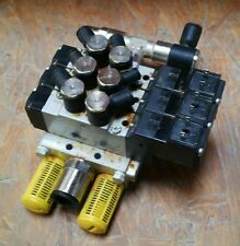 Festo Ventil MIDI Pneumatik 173129 MEH-5/2- 1/8 auf Anschlussleiste PRS-ME-1/8-3