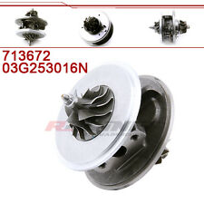 For VW TDI Turbocharger Cartridge ALH MK4 98-04 Beetle Golf Jetta A3GT1749V CHRA