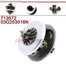 Turbocharger Core Cartridge CHRA GT15V GT1749V For VW 1.9 TDI ALH AHF AUY 713672