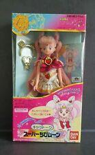 Talking Super S Sailor Chibi Moon Puppe Chibiusa Pegasus Figure Doll Vintage Rar