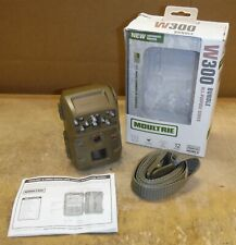 ?Used? Moultrie W-300 • Trail / Game Camera 12Mp in Box Free Ship bw5