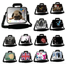 """13"""" Colorful Laptop Shoulder Bag Case Sleeve+Handle For 13.3"""" Apple Macbook Pro"""