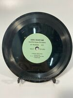 "Gypsy Orchestra Vinyl Record Imre Magyari And His Orchestra 7"" 33.5 RPM"