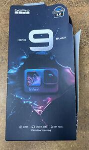 GoPro Hero 9 Black 20MP 1080p Live Streaming Camera SPBL1 BRAND NEW