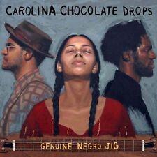 The Carolina Chocolate Drops - Genuine Negro Jig [New CD]