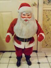HAROLD GALE SANTA VINTAGE DOLL STORE DISPLAY BIG CHRISTMAS TREE HOLIDAY ORNAMENT