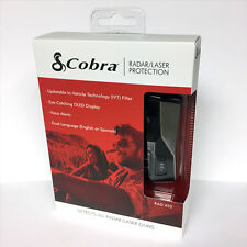 COBRA RAD 450 Radar / Laser Protection Detects all Radar / Laser Guns RAD450