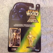 KENNER Star Wars Guerra Galaxias guerre Etoiles Die Cast Metal Figura C-3PO MOC