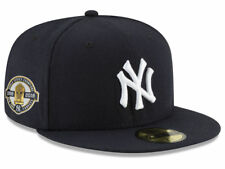 New York Yankees New Era MLB Authentic Collection World Series Anni HAT- (7 5/8)