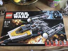LEGO Star Wars Y-Wing Starfighter 2017 (75172) BNISB