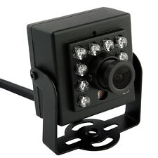 Effio-e 700TVL Mini Analog ccd Camera Security Network Webcam CCTV Day/Night IR