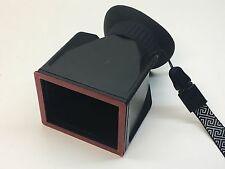 "Cinematics 4:3 Camera Viewfinder for 3"" LCD Screens - 3X Zoom"
